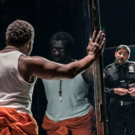 BWW Review: JESUS HOPPED THE 'A' TRAIN, Young Vic