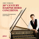 Harpsichordist Jory Vinikour, Chicago Philharmonic Headline World-Premiere Release Of Ned Rorem's 'Concertino Da Camera'