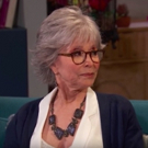VIDEO: Rita Moreno Reveals the Most Important Part About the WEST SIDE STORY Film Reb Video