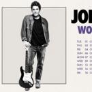 John Mayer Adds European Shows to 2019 World Tour