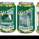 Vernors Celebrates Iconic Michigan Lighthouses on Collectible Cans Photo