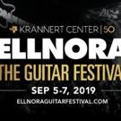 ELLNORA | The Guitar Festival Announces 2019 Artist Lineup Photo