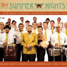 Nineteen-Piece Latin Big Band, Pacific Mambo Orchestra, Brings Down the House for the Photo