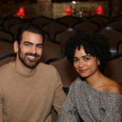 Photo Coverage: Nyle DiMarco Meets with CHILDREN OF A LESSER GOD Star Lauren Ridloff! Photos