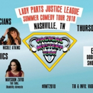 Nicole Atkins, Mike Doughty, Lizz Winstead and Maysoon Zayid Headline Music & Comedy Photo