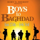 BWW Interview:  Jonathan Caldwell of 'Boys To Baghdad'