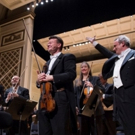 CSO Concert Master Emeritus Timothy Lees Retires Photo