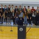 VIDEO: Riverdale Upper School Students Perform DEAR EVAN HANSEN's 'Waving Through a W Photo