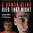 Gamm Stages The New England Premiere Of A HUMAN BEING DIED THAT NIGHT Photo