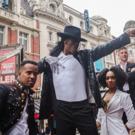 The Cast of THRILLER LIVE Celebrates Michael Jackson's Diamond Birthday Photo