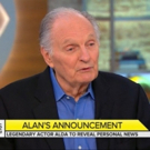 Alan Alda Reveals He Has Parkinson's Disease On CBS This Morning Photo