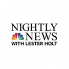 NBC NIGHTLY NEWS WITH LESTER HOLT Is No.1 for 83 Straight Weeks