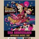 The Brian Setzer Orchestra Announces 15th Anniversary Christmas Rocks! Tour Photo