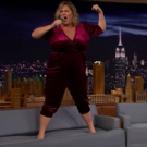 VIDEO: Bridget Everett Performs 'The Climb' on The Tonight Show Starring Jimmy Fallon