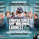 Oscar Wilde's THE IMPORTANCE OF BEING EARNEST Will Come To Cinemas This Autumn