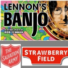 LENNON'S BANJO Partners With Salvation Army's Strawberry Field Project