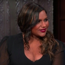 VIDEO: Mindy Kaling Liked Stephen Colbert's Baby Gift... But Not As Much As Oprah's