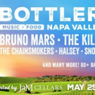 Bruno Mars, The Killers and Muse to Headline 6th Annual Bottlerock Napa Valley Photo