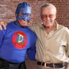 Real Life Urban Superhero DangerMan Will Tribute Comic Book Legend Stan Lee At Third Photo