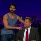 VIDEO: Darren Criss Crashes James Corden's 'The Assassination of Gianni Versace' Reca Photo