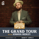 Joshua Hedley Debuts New Program on Gimme Country