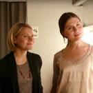 VIDEO: Phillipa Soo, Celia Keenan-Bolger, Drew Gehling, and Margo Seibert Star in Valentine's Day Parodies...With a Bloody Twist