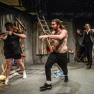 Photo Flash: First Look at WE'RE STAYING RIGHT HERE at the Park Theatre