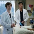 ABC's THE GOOD DOCTOR Builds to 2-Month High as Monday's Most Watched Show