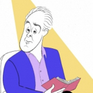 BWW Exclusive: Ken Fallin Draws the Stage - John Lithgow in STORIES BY HEART!