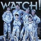 Cast of YOUNG SHELDON on Cover of January Watch! Magazine Photo