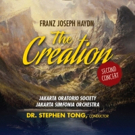 THE CREATION Comes to Jakarta Symphony Today