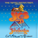Roger Dean Joins YES' 'The Royal Affair Tour' Photo