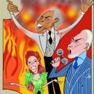 BWW Exclusive: Ken Fallin Draws the Stage - HADESTOWN Photo
