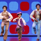 Living Berry Gordy's American Dream! MOTOWN THE MUSICAL Roars Into The McCallum Theat Photo