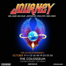Journey's Las Vegas Residency Heads to The Colosseum At Caesars Palace
