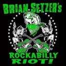 Brian Setzer Announces ROCKABILLY RIOT! U.S. Summer Tour Photo