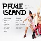 Kylie Minogue, Tove Lo, Lizzo, and Big Freedia to Perform Live at NYC Pride's Pride Island