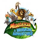 MADAGASCAR A MUSICAL ADVENTURE Goes Wild in Glasgow