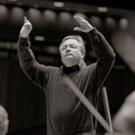 David Hill, The Bach Choir's Musical Director Celebrates His 20th Anniversary with the Choir