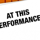 Lineup Announced for November Edition Of AT THIS PERFORMANCE...