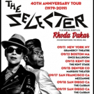 The Selecter Announces 40th Anniversary US Tour