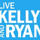LIVE WITH KELLY AND RYAN Rings in The Holiday Season