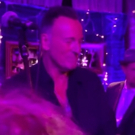 VIDEO: Watch Bruce Springsteen Give a Surprise Performance at a Benefit in New York