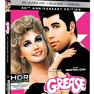 GREASE 40th Anniversary Edition Comes to 4K Ultra HD/Blu-ray/DVD/Digital on 4/24