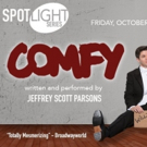 Jeffrey Scott Parsons Brings COMFY To Cabaret At The Merc In Temecula Photo