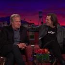 VIDEO: Jim Carrey Crashes Jeff Daniels' CONAN Interview