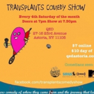 Transplants Comedy Returns to QED Photo
