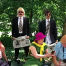 VIDEO: Justin Bieber and Jimmy Fallon 'Musical Photobomb' Fans in Central Park