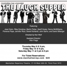 THE LAUGH SUPPER By Leonard Ryzman Comes to Manhattan Rep Photo