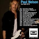 Virtuoso Blues/Rock Guitarist Paul Nelson Announces 2018 North American Tour Dates